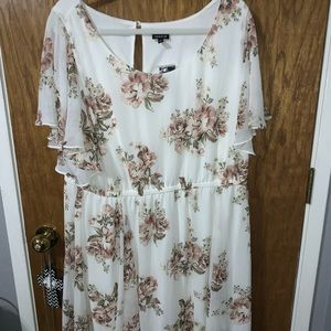 Torrid size 3 dress